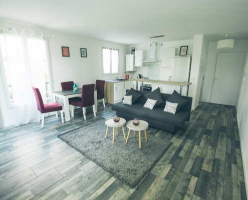 Appartement 3 - Salon 1 | NR Immobilier